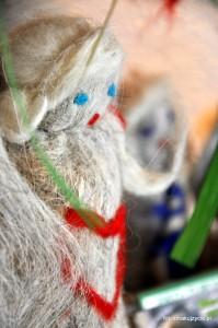 Wyroby rękodzielnicze z wełny owcy wrzosówki