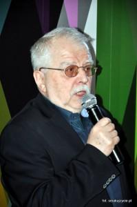dziennikarz Piotr Adamczewski