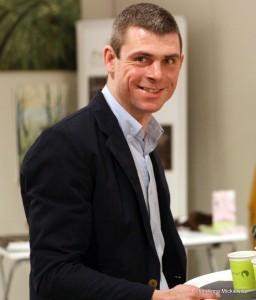szef kuchni Maciej Nowicki